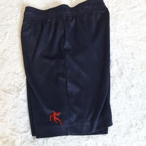 3/$15 AND1 black athletic shorts size 3T